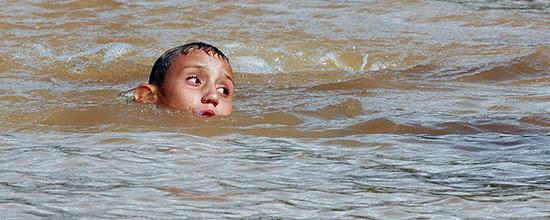 Утопающие редко похожи на тонущих вода, помощь, утопающий, это надо знать