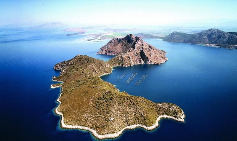 Остров Нафсика — 6,9 миллиона евро (7,6 миллиона долларов) греция, остров, продажа, цена, экономика