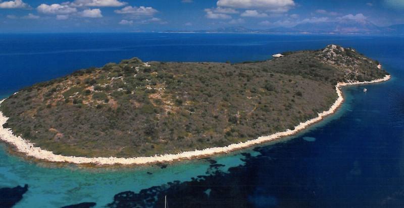 Остров Гайя — 3 миллиона евро (3,3 миллиона долларов) греция, остров, продажа, цена, экономика