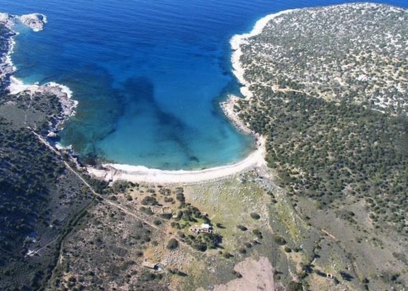Северо-Эгейский остров — 35 миллионов евро (38,6 миллиона долларов) греция, остров, продажа, цена, экономика