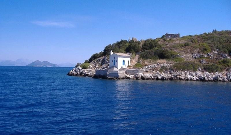 Квартира в остров Халки дешево у моря