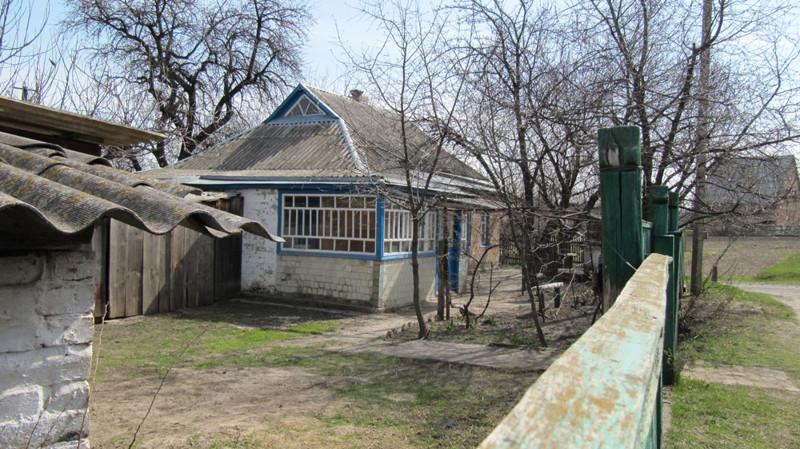Так выглядел дом в 2011 году. Фото здесь и далее: из форум-ленты «Дом в селе+управление хозяйством через интернет» на www.stroimdom.com.ua деревня, технологии