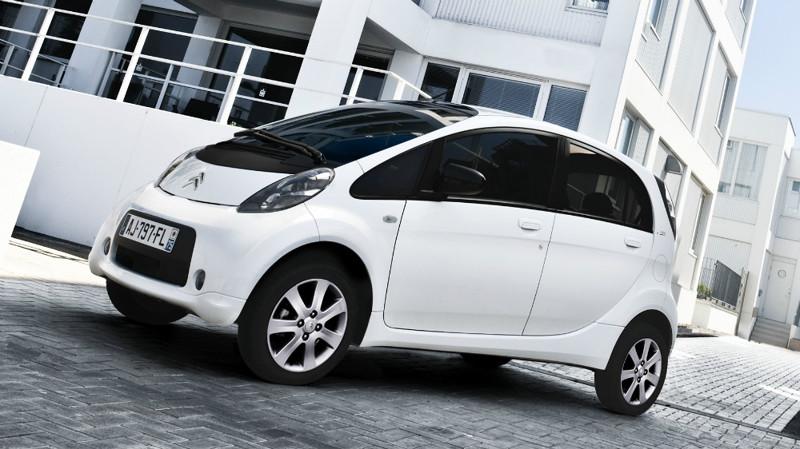 9. Citroen C-ZERO — от 1 700 000 рублей. авто, электроавтомобили