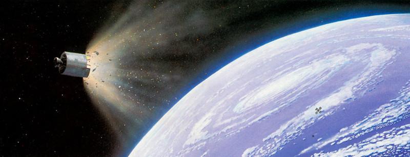 Компьютерная графика.Фантазии на тему космос компьютерная графика, космос, планета