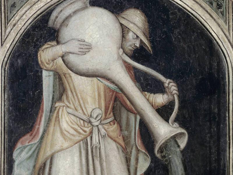 Стирка была совсем нерегулярным делом гигиена, история, средневековье