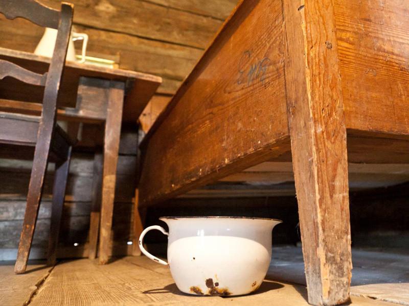 Горшок под кроватью гигиена, история, средневековье