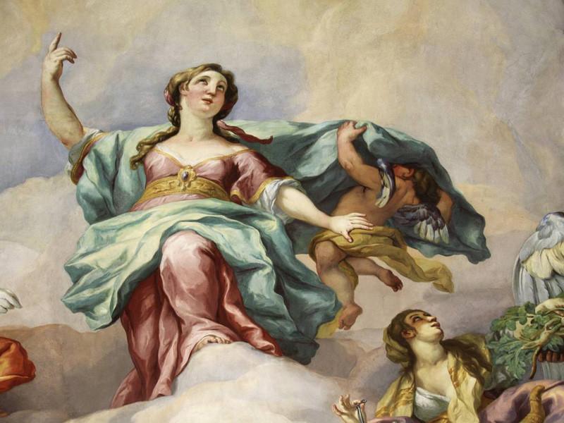 Цветочный камуфляж гигиена, история, средневековье