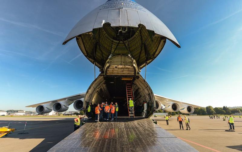 Ан-225 изобретения, открытия