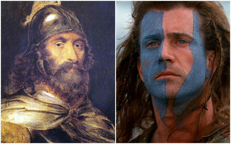 Как на самом деле выглядели исторические личности, которых мы видели в кино