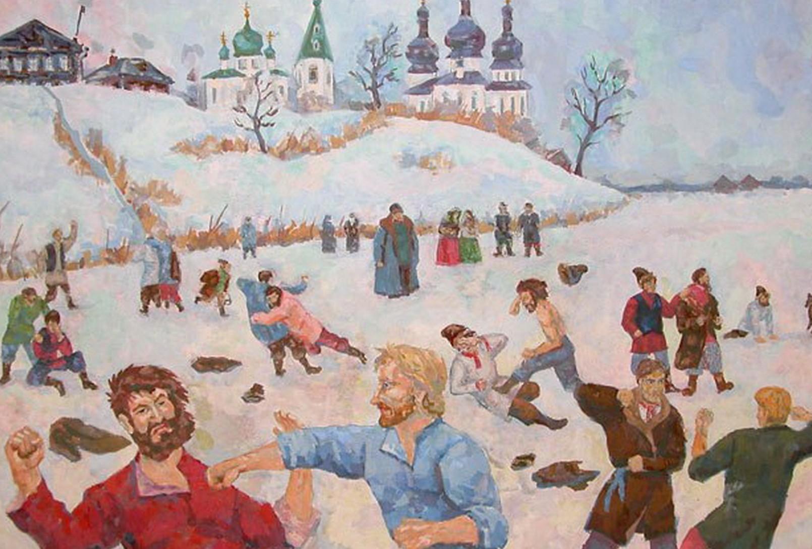 Сексуальные традиции на руси