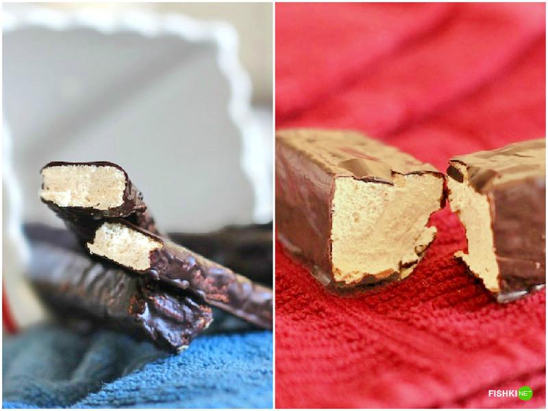 Вот и готов Милки Вэй:) импортные сладости своими руками, рецепты