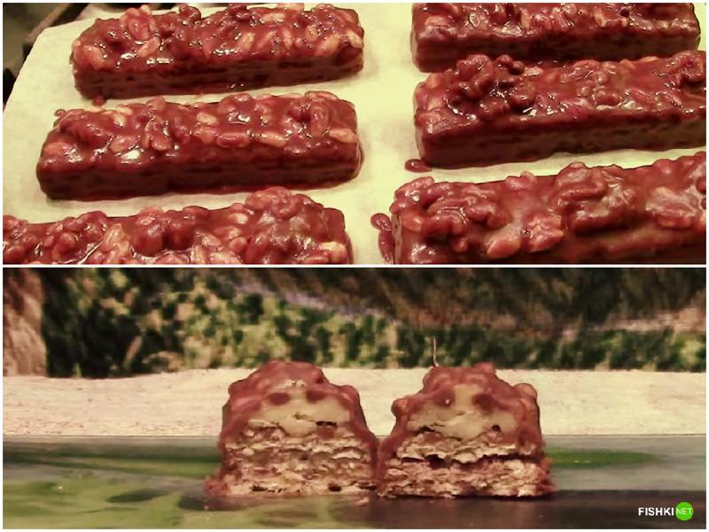 Такой результат вас ожидает при использовании грецких орехов импортные сладости своими руками, рецепты