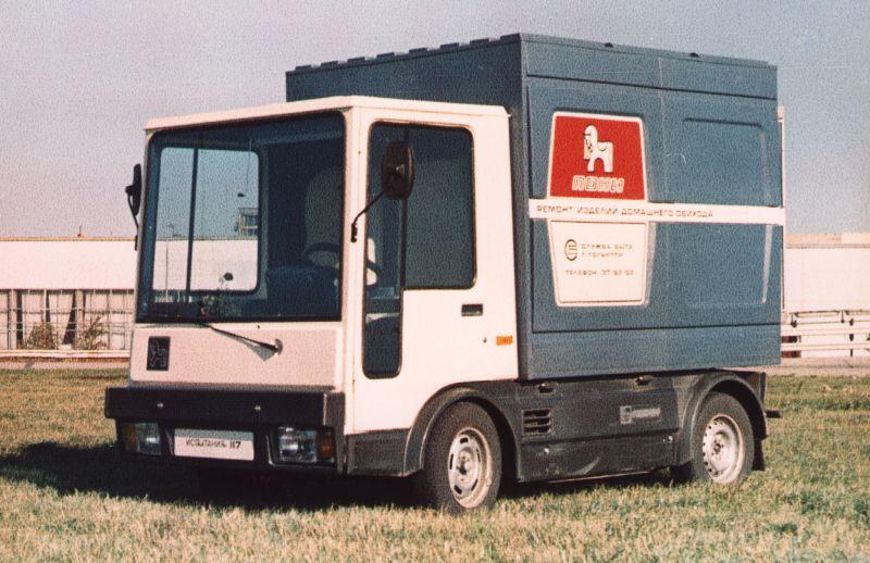 12. ВАЗ 2802-02 «Пони», 1980 год. авто, история, концепты, ссср