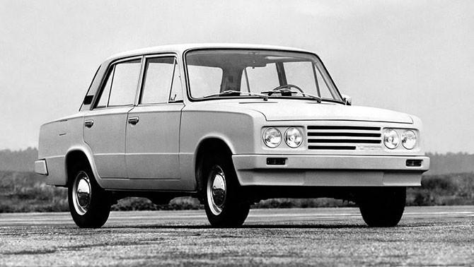 15. ВАЗ-Porsche 2103, 1976 год. авто, история, концепты, ссср