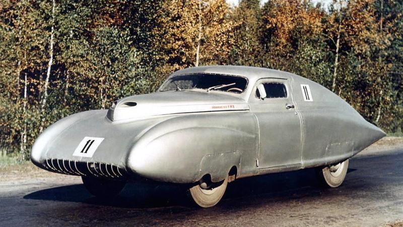 1. ГАЗ М-20 «Победа-Спорт», 1950. авто, история, концепты, ссср