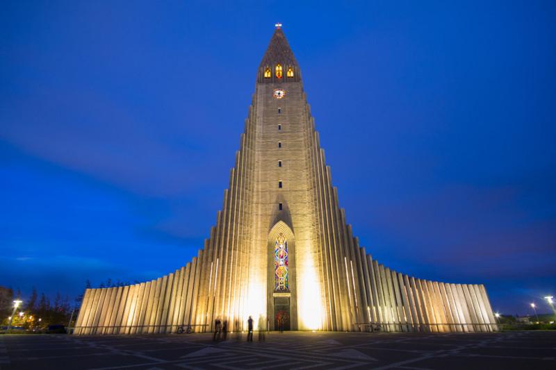 1. Хадльгримскиркья (церковь Хадльгримюра) - Рейкьявик, Исландия достопримечательности, религии, святыни